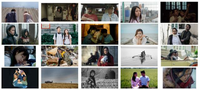 Watch an Asian movie